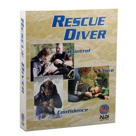 Padi Rescue Diver Book